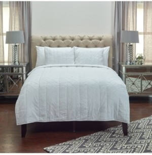 Rizzy Home Riztex Usa Claire Twin Xl Quilt