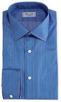 Charvet Striped Cotton Dress Shirt