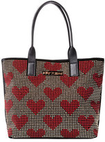 Betsey Johnson Superstud Studded Tote
