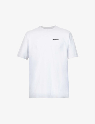 Patagonia Responsibili-Tee recycled cotton and recycled polyester-blend T-shirt