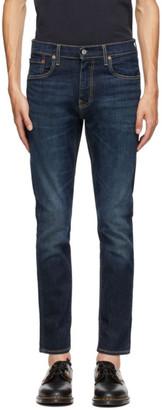 Levi's Levis Indigo 512 Slim Taper Flex Jeans