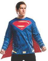 Rubie's Costume Co Costume 810906_STD Men's Batman V Superman Dawn of Justice Superman Costume Top