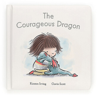 Jellycat The Courageous Dragon story book