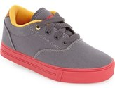 Heelys 'Launch' Canvas Sneaker (Little Kid & Big Kid)