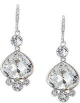 Nina Crystal Drop Statement Earrings