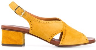 Chie Mihara Quisca 55mm leather sandals