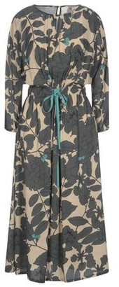 Gigue 3/4 length dress