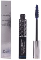 Christian Dior Waterproof Backstage Makeup Mascara, No. 258 Azur -0.38-Ounce Mascara