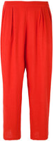 Mes Demoiselles 'Doshi' trousers - women - Silk - 36