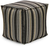 Sky Stripe Pouf - 100% Exclusive
