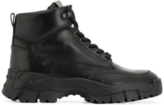 Tod's Trekking Style Ankle Boots