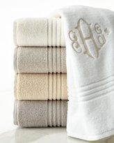 Peacock Alley Chelsea Hand Towel, Monogrammed