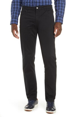 Cutter & Buck Voyager Stretch Cotton Five-Pocket Pants