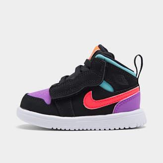 Nike Boys' Toddler Air Jordan 1 Mid Alt Casual Shoes