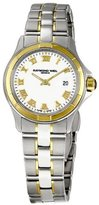 Raymond Weil Women's 9460-SG-00308 Parsifal White Dial Watch