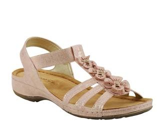 Spring Step Flexus By Pull On Sandals - Adede