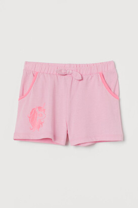 H&M Cotton jersey shorts