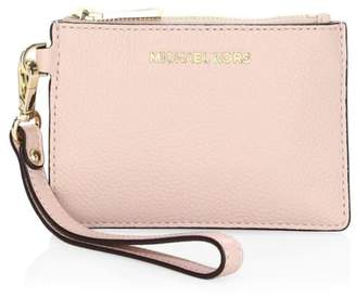 MICHAEL Michael Kors Small Money Pieces Leather Coin Purse