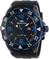 Seapro Men's SP1115 Diver Analog Watch