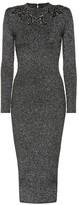 Christopher Kane Embellished sweater dress