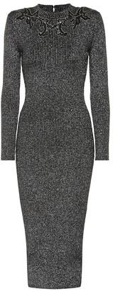 Christopher Kane Embellished sweater dress