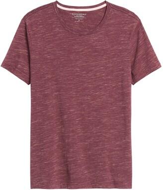 Banana Republic Organic Soft Wash Crew-Neck T-Shirt