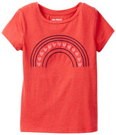 Joe Fresh Chain Stitch Tee (Toddler & Little Girls)