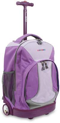 J World Sunday Wheeled Backpack