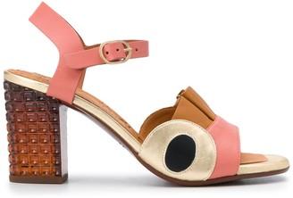 Chie Mihara Kaela Cherry sandals