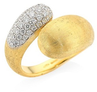Marco Bicego Lucia 18K Yellow Gold & Diamond Ring