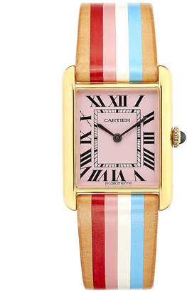 Cartier La Californienne Large Venice Tank Watch