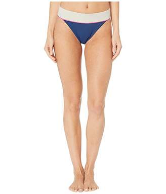Hurley Quick Dry Maritime Surf Bottoms (Pale Ivory) Women's Swimwear