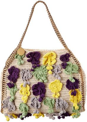 Stella McCartney Falabella Crochet Tote