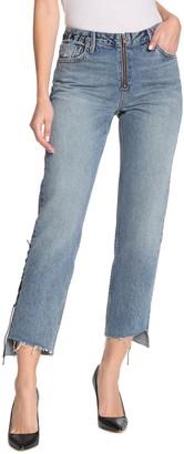 GRLFRND Renn Stitched Jeans