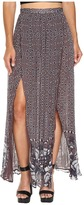 The Jetset Diaries La Cucaracha Maxi Skirt