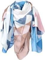LEON & HARPER Square scarves