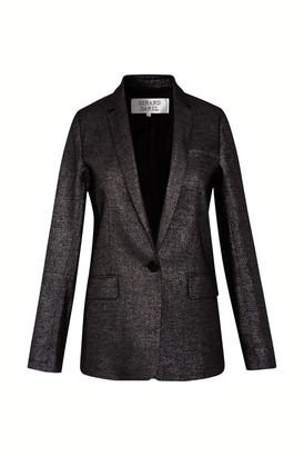 Gerard Darel Antonella - Iridescent Tailored Jacket