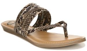 Fergalicious Silvia Thongs Women's Shoes