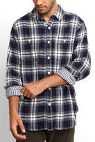 True Grit Harley Double Light Plaid Flannel