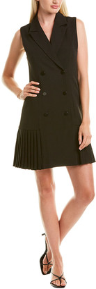 Gracia Double-Breasted Mini Dress