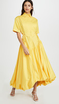 Mimosa Quilted Bubble Gown