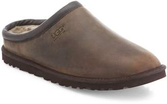 UGG Men's Classic Leather Clogs