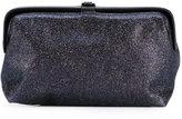 A.F.Vandevorst glitter clutch bag