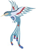 "Marbella ""Fidji"" Embellished Hummingbird Tattoo"