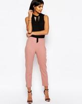 Asos Linen Crop Pants