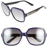 Jimmy Choo 'Patty' 59mm Special Fit Sunglasses