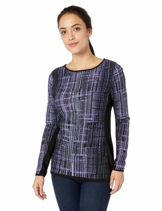 Nic+Zoe Women's Light Trails TOP