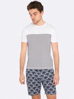 Oxford Leon Stripe T-Shirt