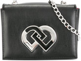 DSQUARED2 logo shoulder bag