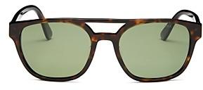 Prada Men's Polarized Square Sunglasses, 56mm